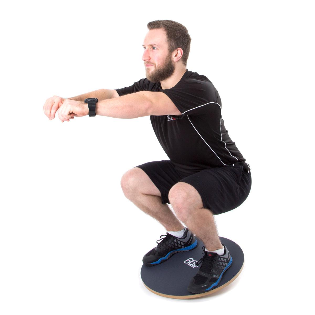 Balance Board Exercises For Knee: Rocker Boards And Balance Boards / Wobble Boards